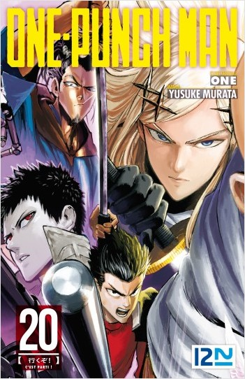 ONE-PUNCH MAN - tome 20