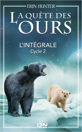 La quête des ours - cycle 2 intégrale