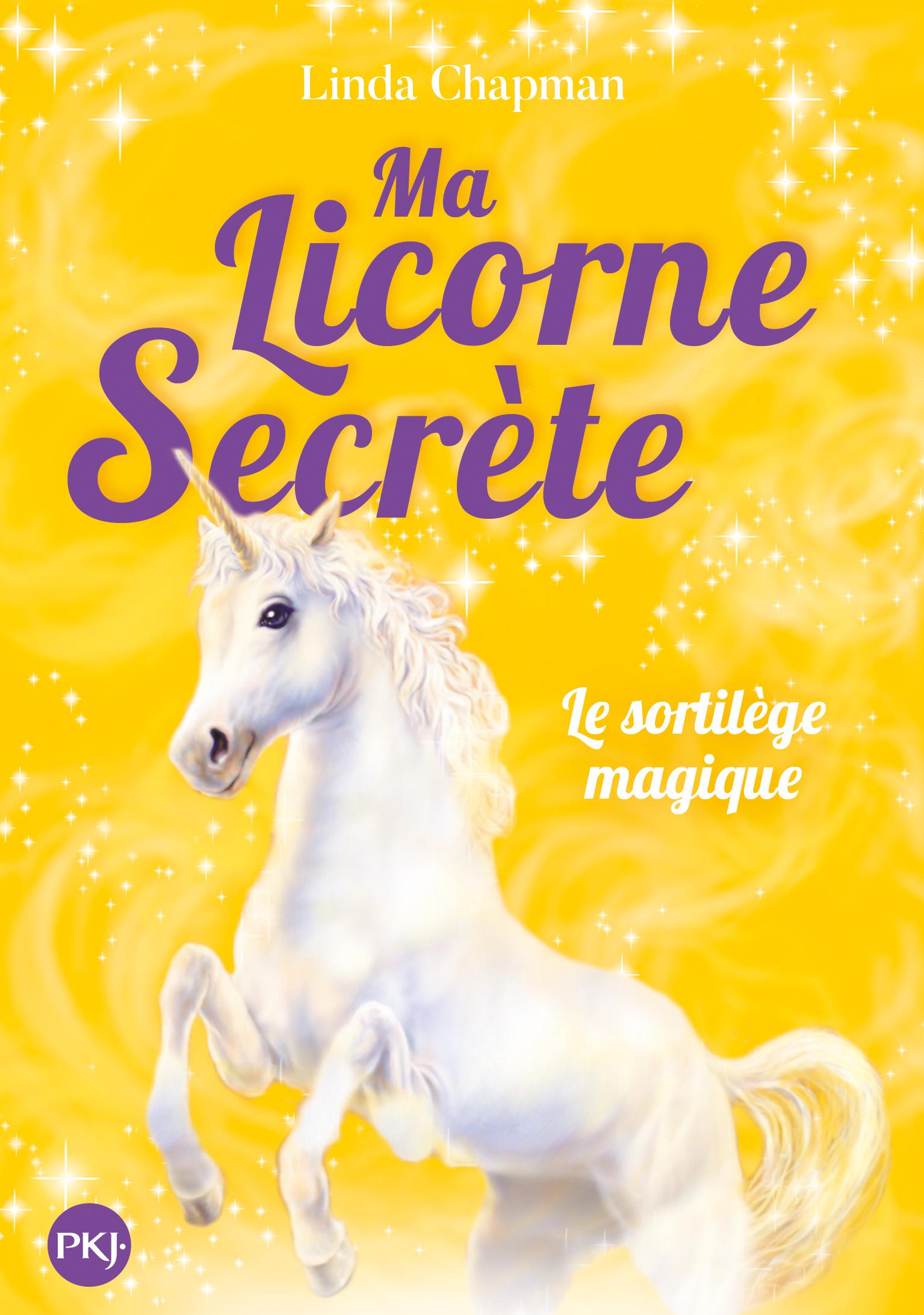 Ma licorne secrète