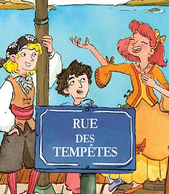 Rue des Tempêtes